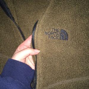 North Face vest SOLD